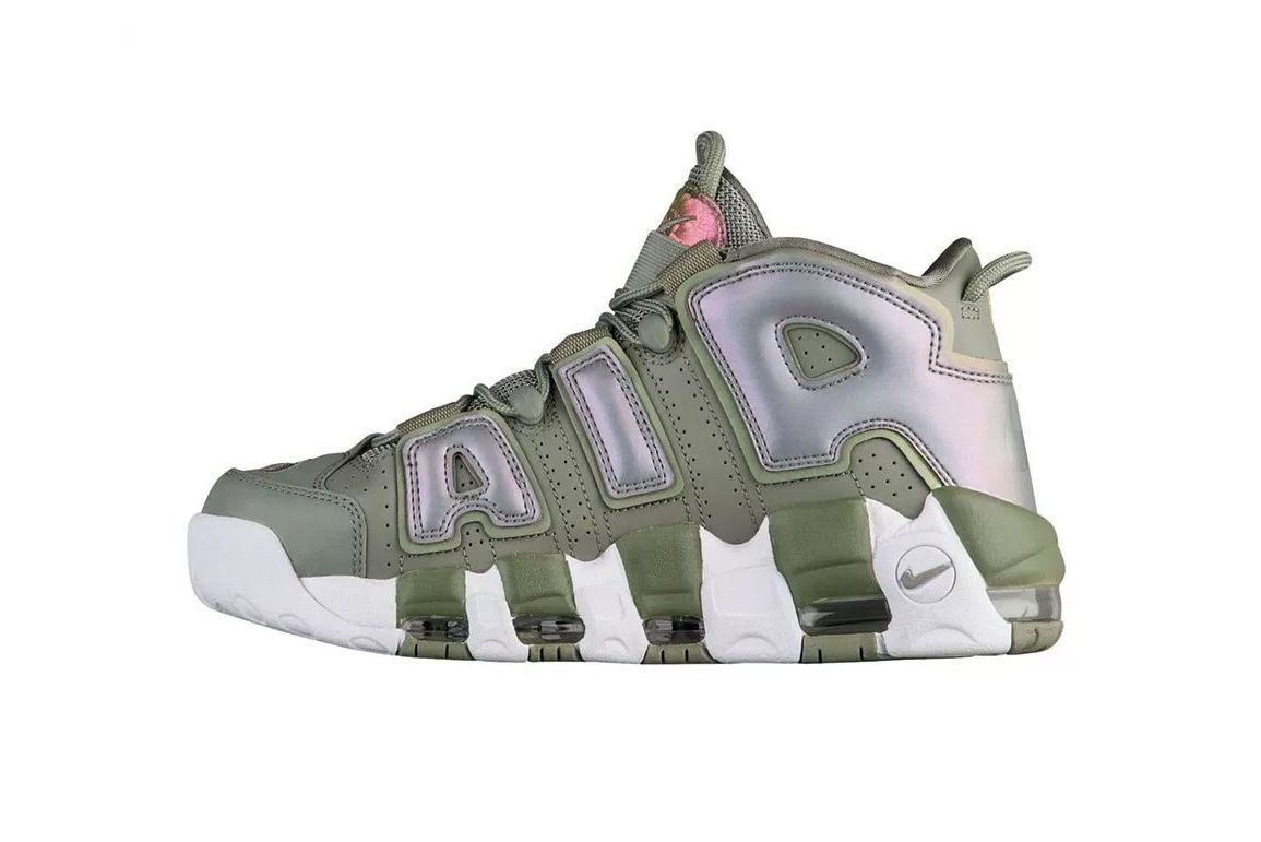 Sneakers, Trendy shoes, Nike air uptempo