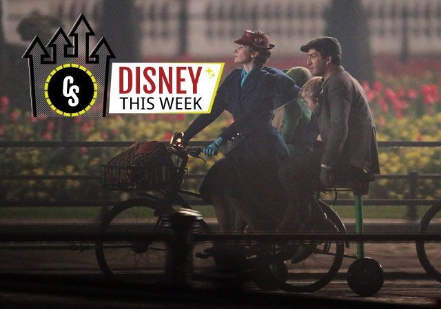 nice Mary Poppins Returns, Dumbo & More!