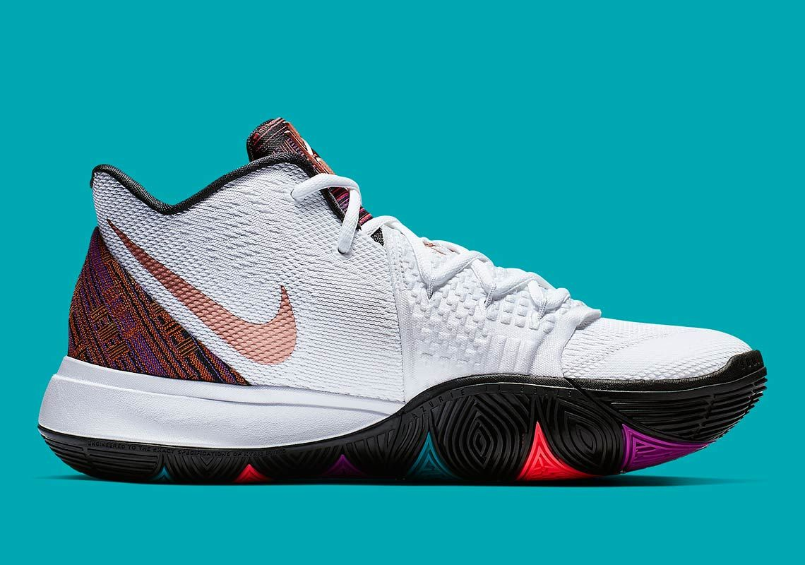 new arrivals 961b5 a3255 Nike Kyrie 5 BHM Black History Month Store List   SneakerNews.com
