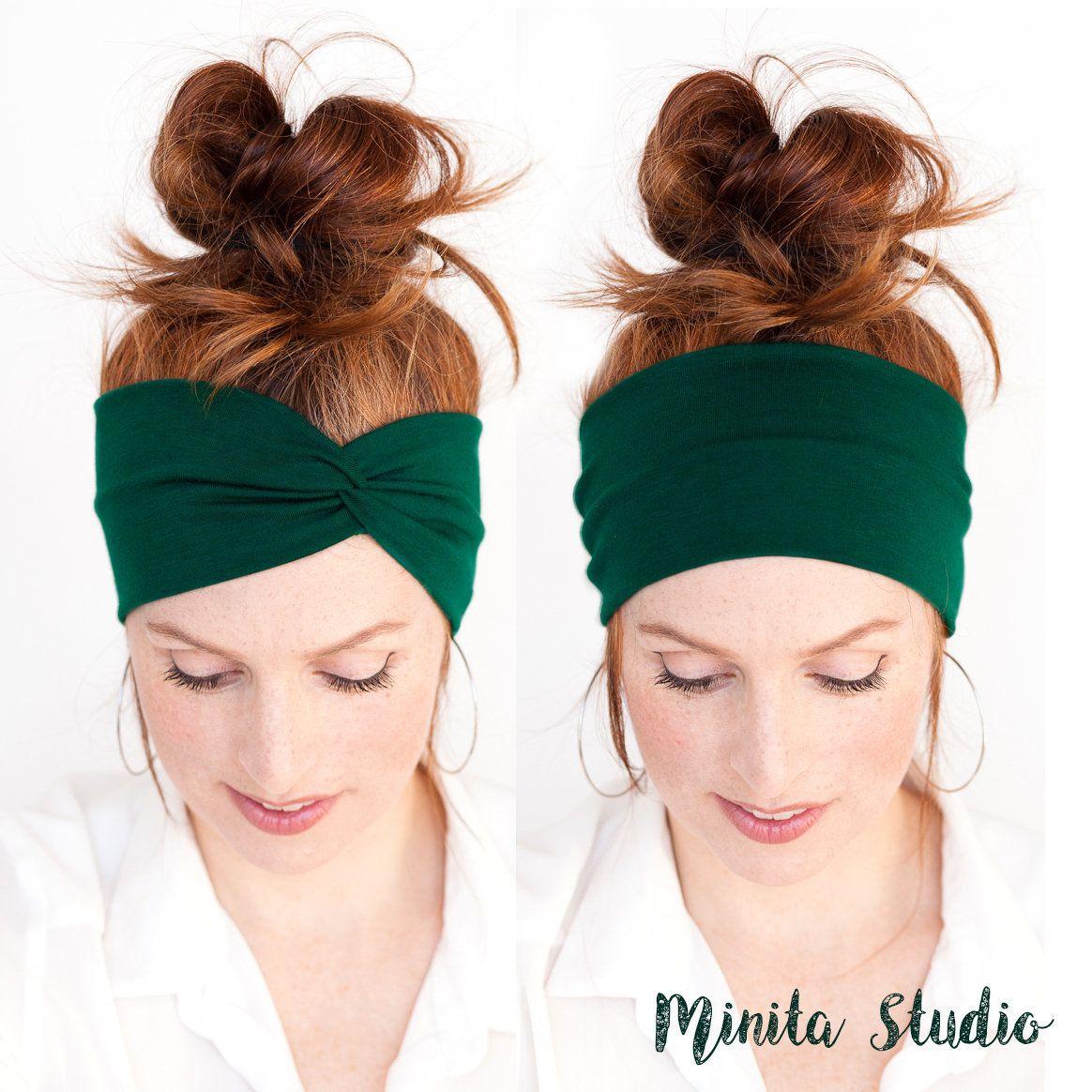Emerald Headwrap