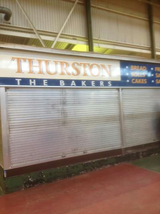 Thurstons! Been Greggs since and now its no more :( | Leeds
