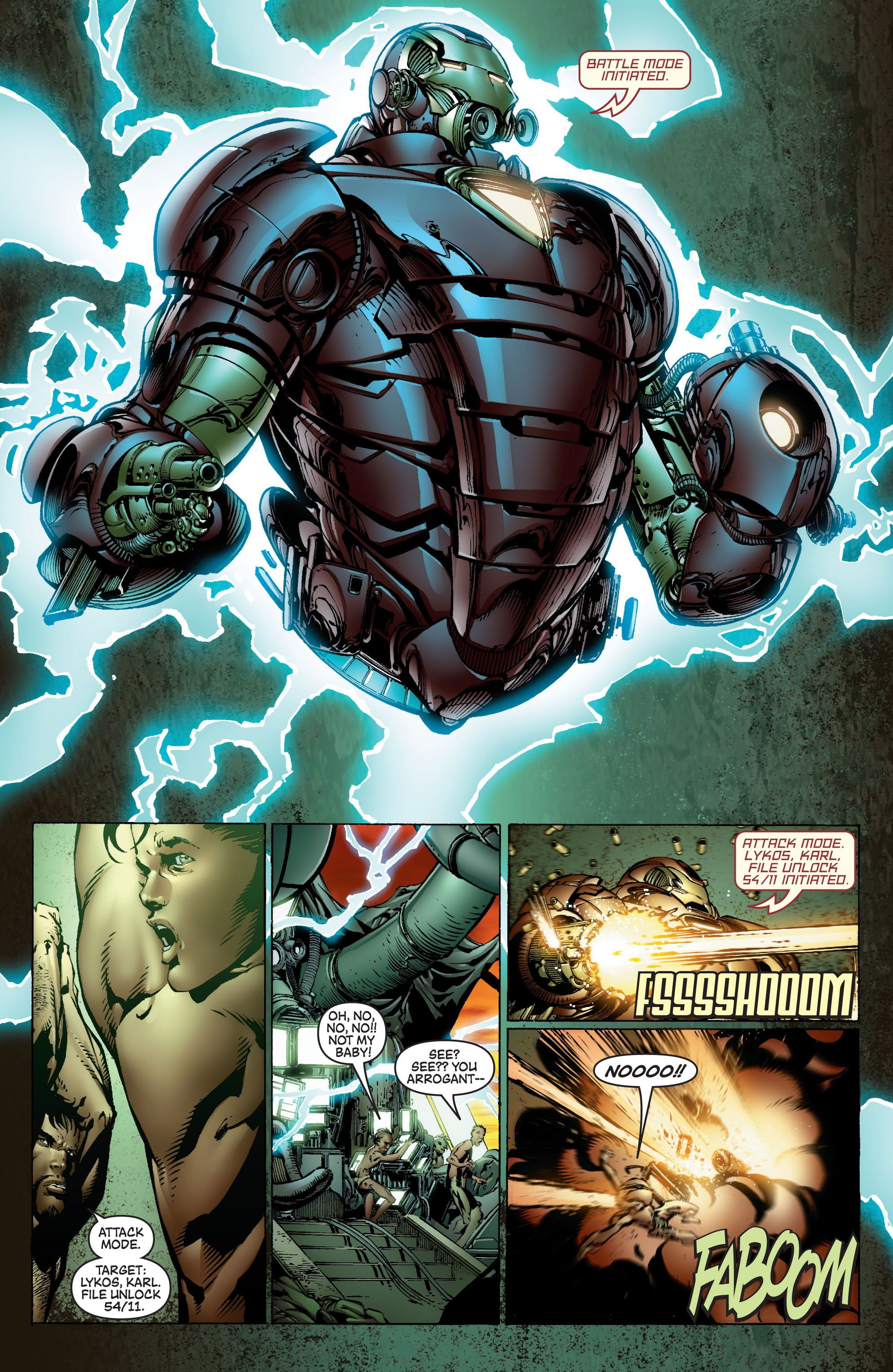 Pin By It S A Dan S World On The Invincible Iron Man New Avengers Comic Book Pages Avengers