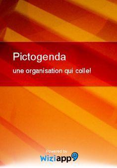 Le soutien visuel au quotidien - PICTOGENDA - Agenda avec des pictogrammes