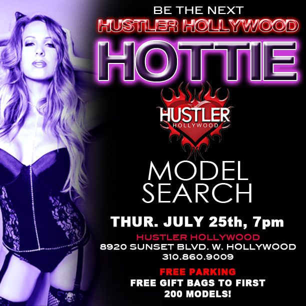 Hustler model search