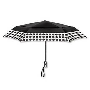 Cirra Umbrella Black Auto Open /& Auto Close. Air Vent Canopy