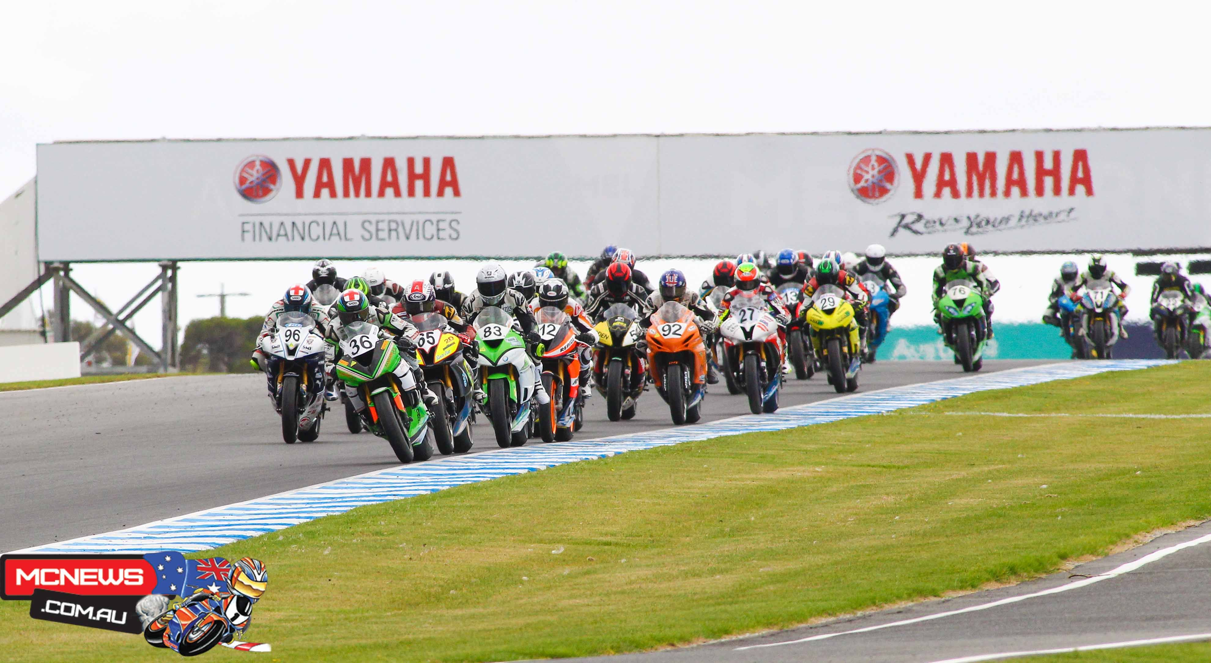 With more than 61,000 spectators streaming through the gates at the Phillip Island Grand Prix Circuit throughout the course of the weekend, fans were treated to warm weather conditions, and plenty of action on the race track.