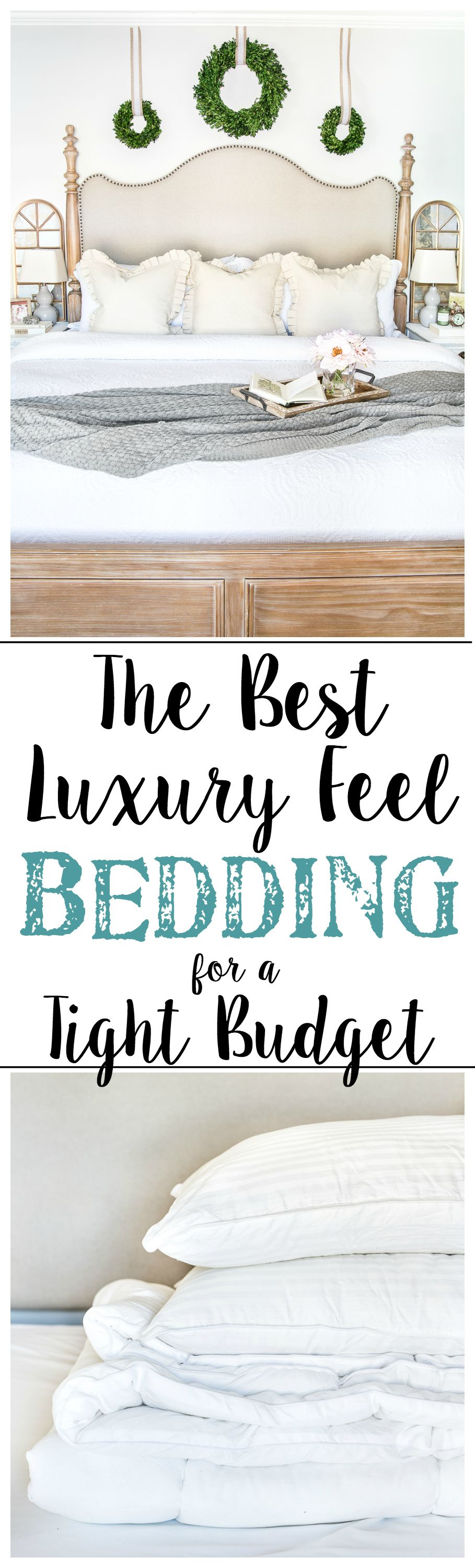 The Best Luxury Feel Bedding for a Tight Budget | Cheap ... on Luxury Bedroom Ideas On A Budget  id=80111