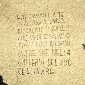 Star Walls - Scritte sui muri. — Salva con nome