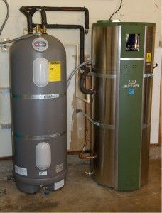 Airgenerate Airtap Heat Pump Water Heater With Marathon