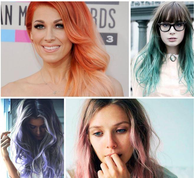 Pastel Renk Ombre Fiyatları 2017 Saç Renkleri Ve Saç Modelleri
