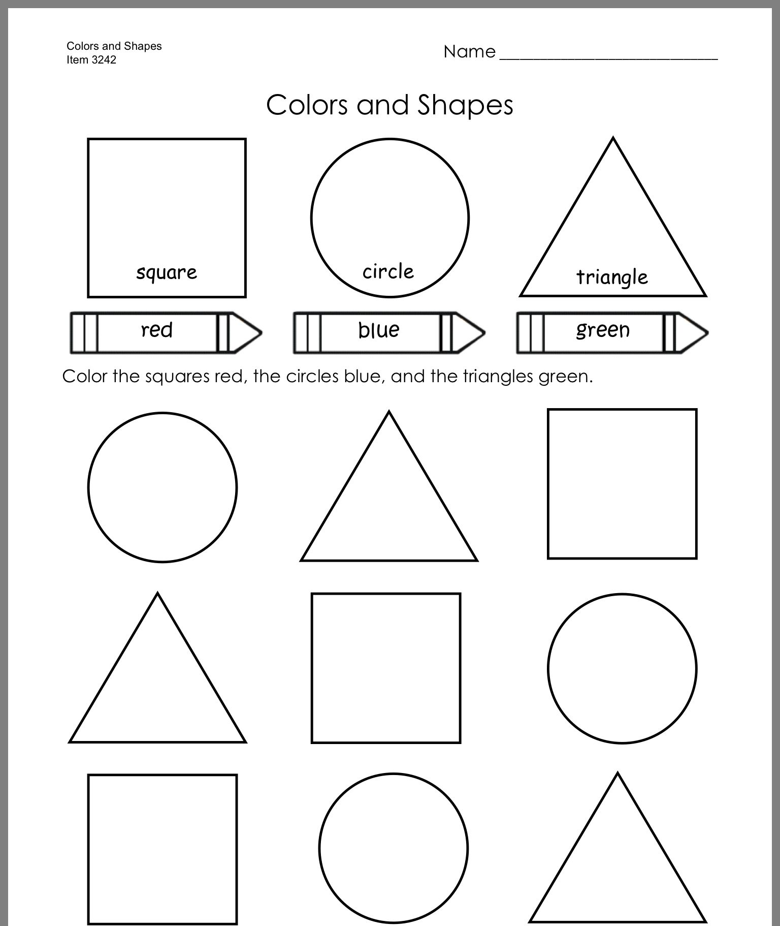 Pin By Valerie Harley On Preschool Math