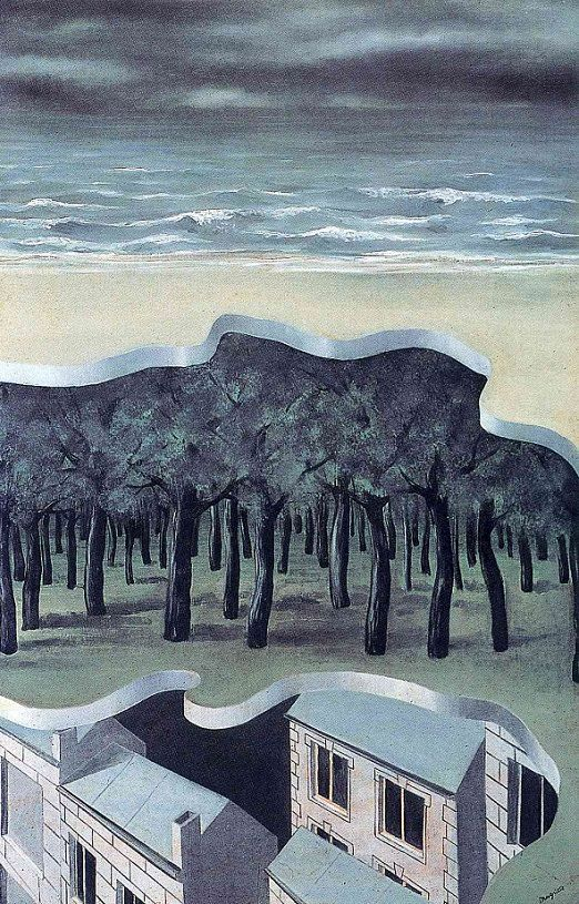 Popular Panorama, 1926, by Rene Magritte René Magritte 1898 - 1967 🎯🎯🎨🎭 More @ FOSTERGINGER At Pinterest 🎭🎭🎭🎯