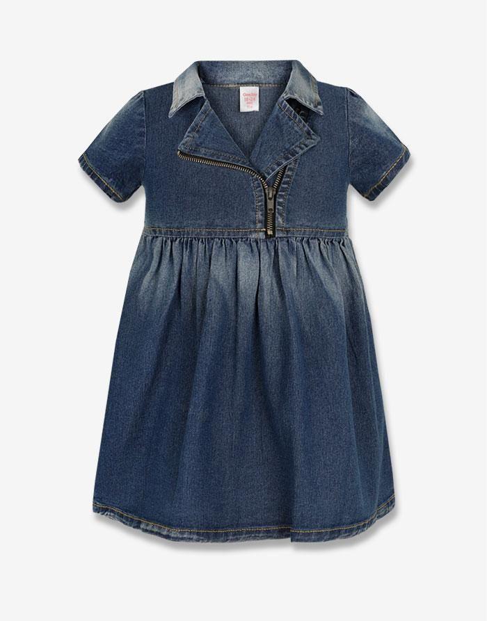 Глория джинсовое платье