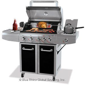 Uniflame Gbc1273sp Uniflame Gold Deluxe Outdoor Lp Gas Barbecue Grill Gas Barbecue Grill Gas Grill Barbecue Design