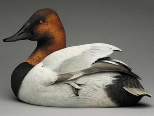 Ellen and Doug Miller Decoys Collection:
