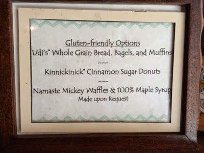 Gluten Free In Orlando Tusker House Restaurant Disneys Animal - Animal kingdom table service