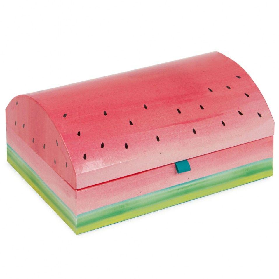 Nice Slice watermelon stationery box - Nice Slice - New for Spring