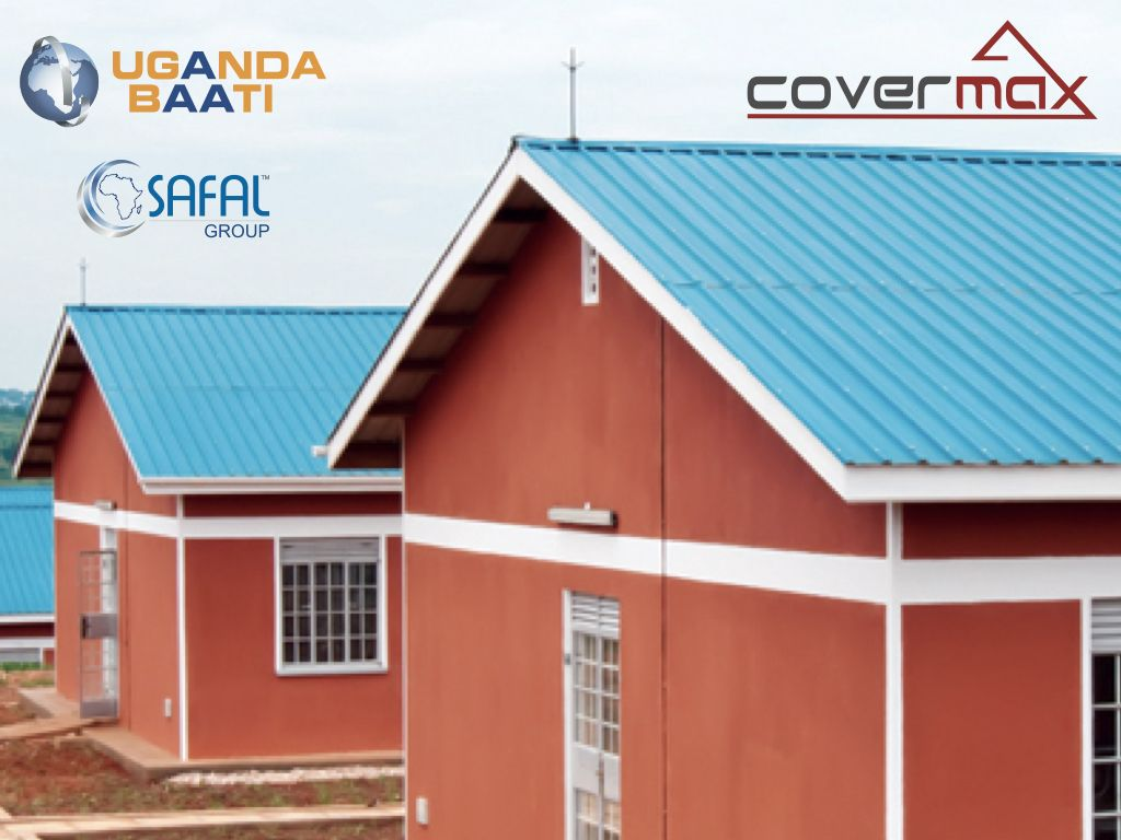 Covermax Is An Angular Trapezoidal Profile With Box Crests And Valleys Suitable For Roofing And Wall Cladding It Roofing Group Of Companies Outdoor Structures