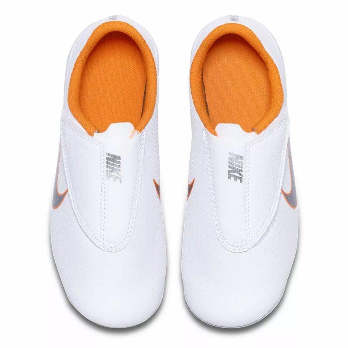 Buty Pilkarskie Nike Mercurial Vapor 12 Club Ps V Mg Jr Ah7351 107 Biale Biale Baby Shoes Nike Shoes