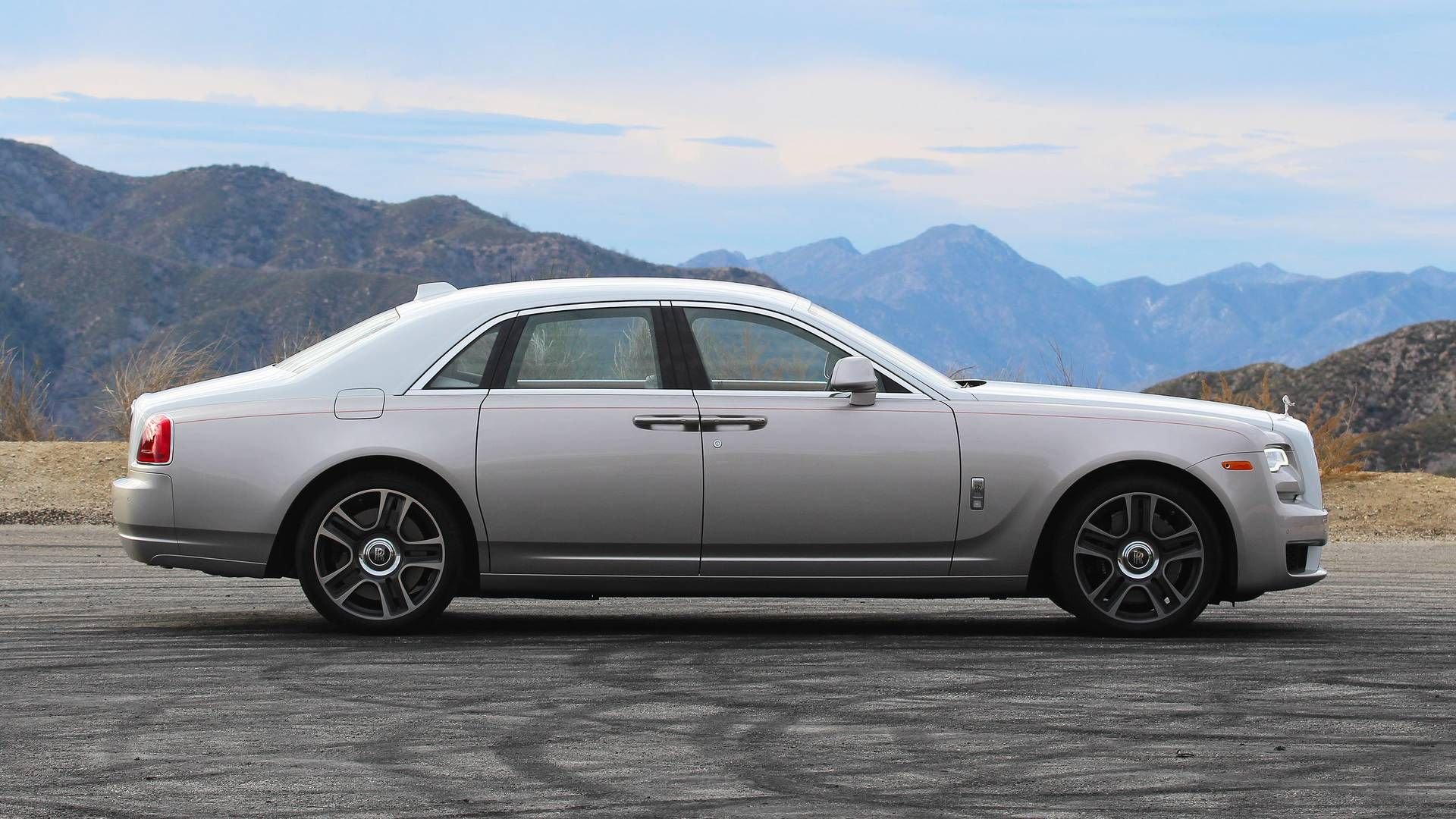 2018 Rolls Royce Ghost Review Living Like The e Percent