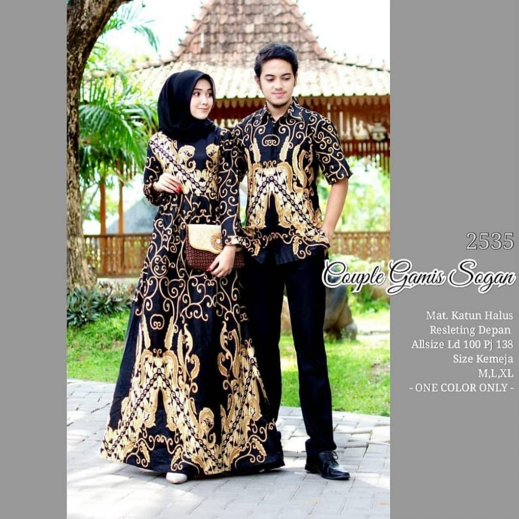 Baju Gamis Couple 12 di 12  Pakaian wanita, Wanita, Kemeja