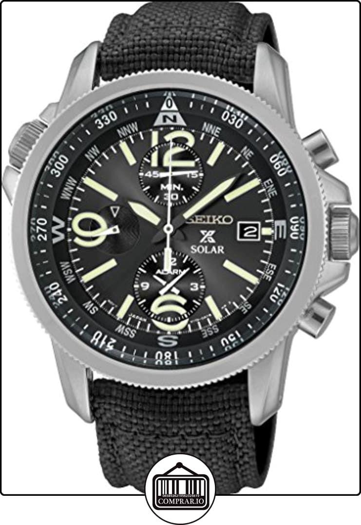 Seiko Reloj Man Ssc293P2 42 mm de  ✿ Relojes para hombre - (Gama media/alta) ✿