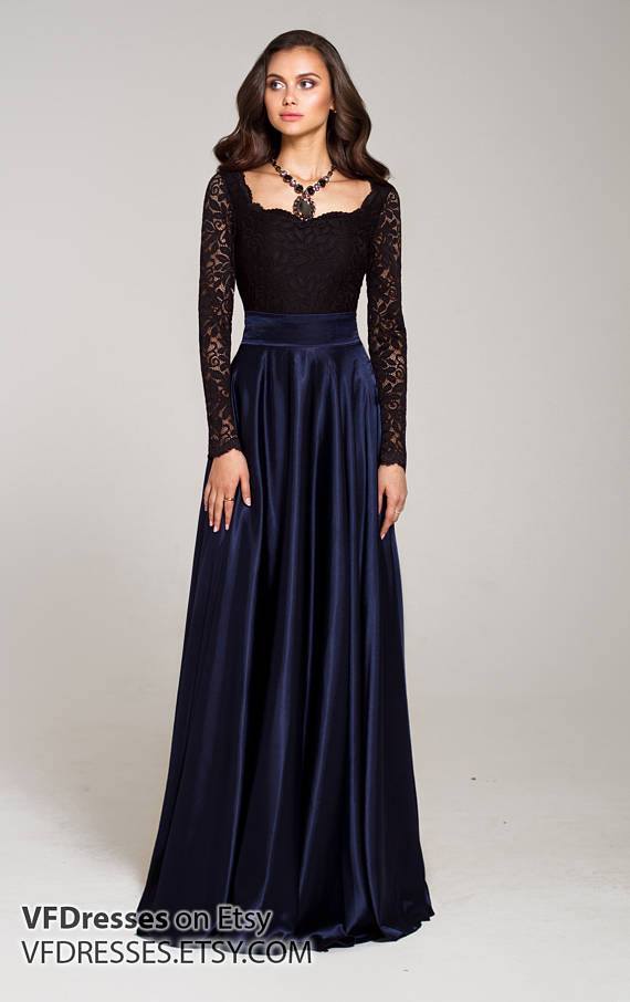 49d290e5c78d Lace Maxi #dress from the collection
