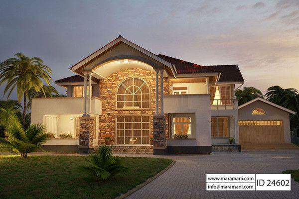 4 Bedroom Maisonette House Designs In Kenya Valoblogi Com