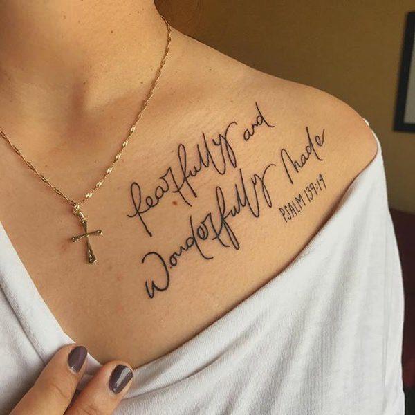 Ideas Bone tatuaje 135 Collar para Usted