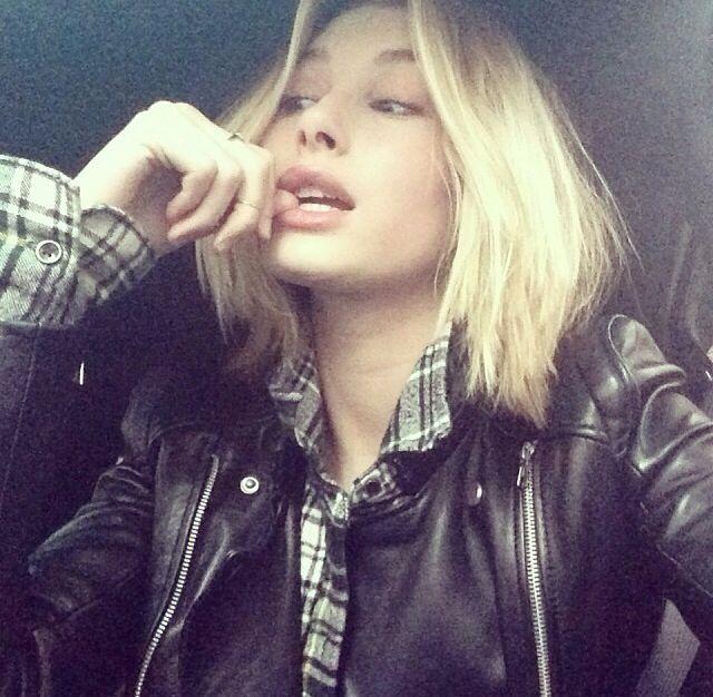 Hailey Baldwin, love her haircut | Hair | Hailey baldwin ...