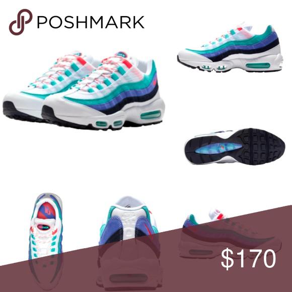 Nike Air Max 95 | Nike air max 95, Nike air max, Air max 95