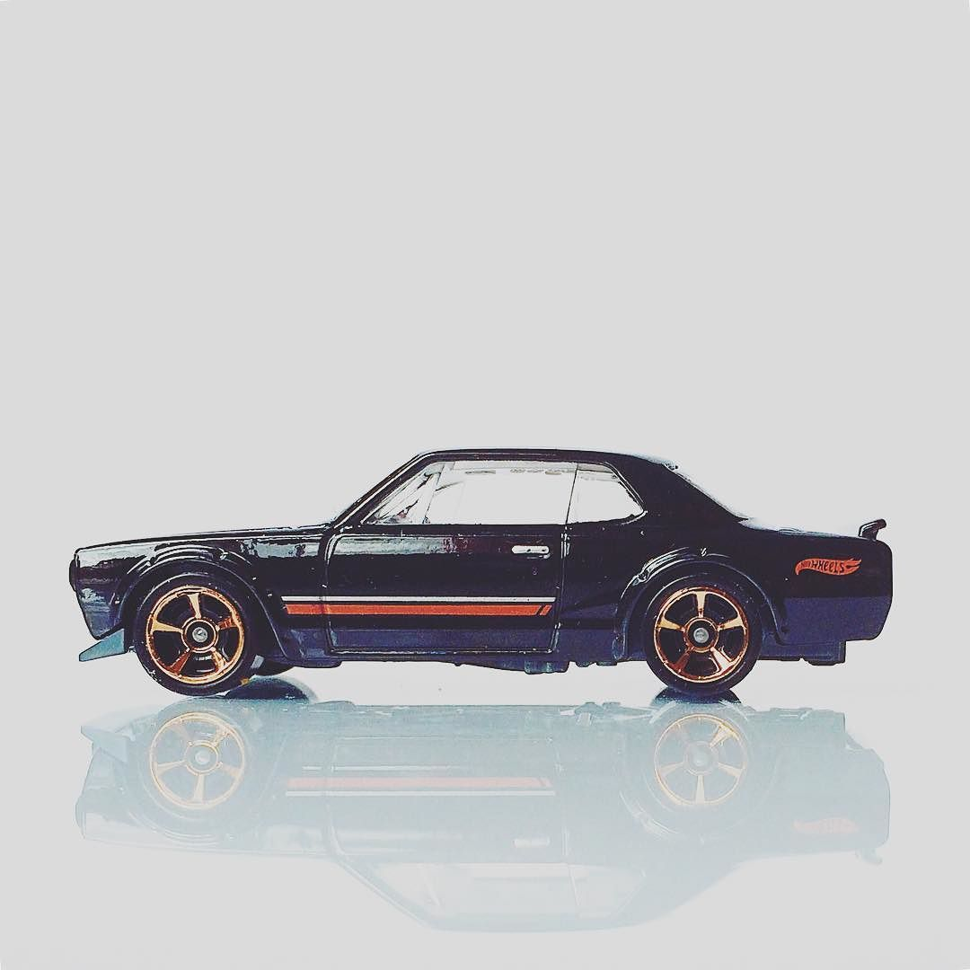 From the archives... one of the cars that really got me into collecting #jdm #nissan #skyline #hotwheels #hwc