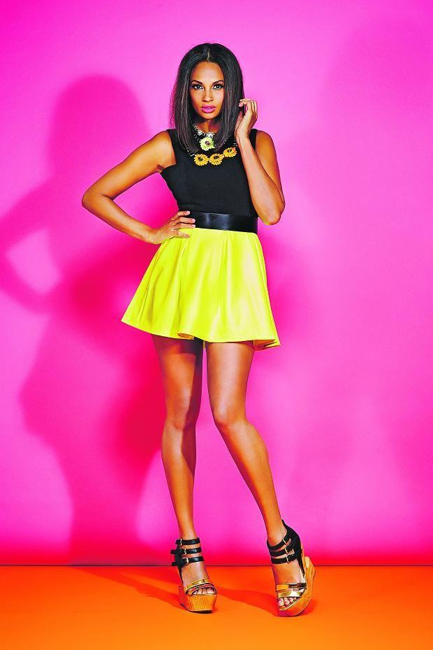 Fantástico Vestido De Novia De Alesha Dixon Ornamento - Ideas de ...