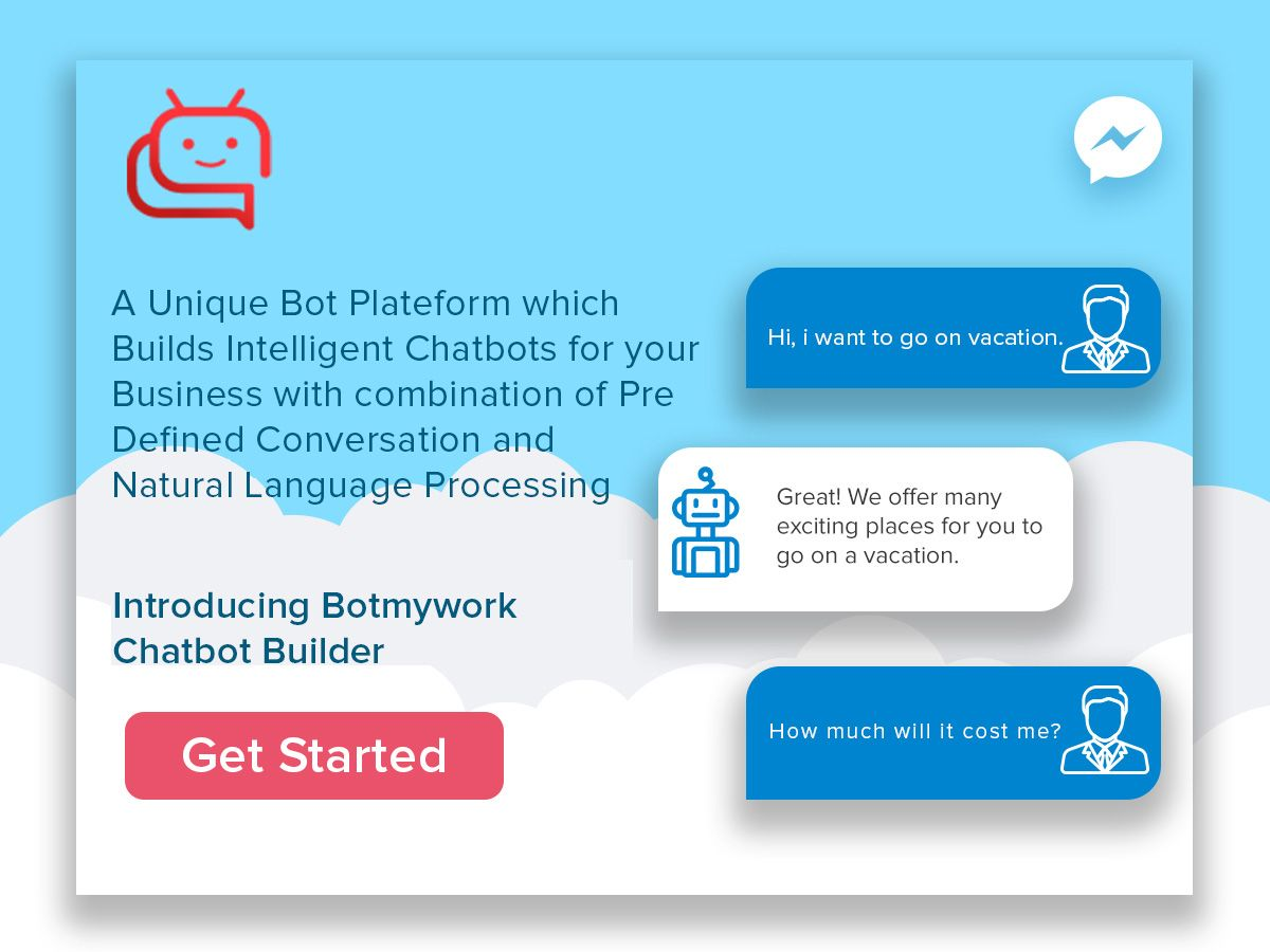 Chatbot Builder The globe
