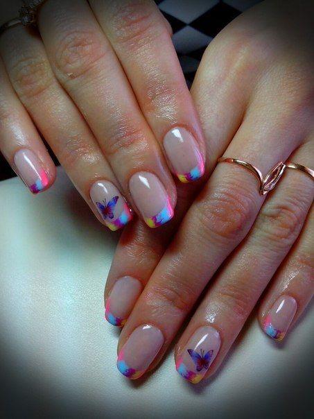 Nail Art 468 Best Nail Art Designs Gallery Bestartnails Com Best Nail Art Designs Butterfly Nail Art Nail Art Design Gallery