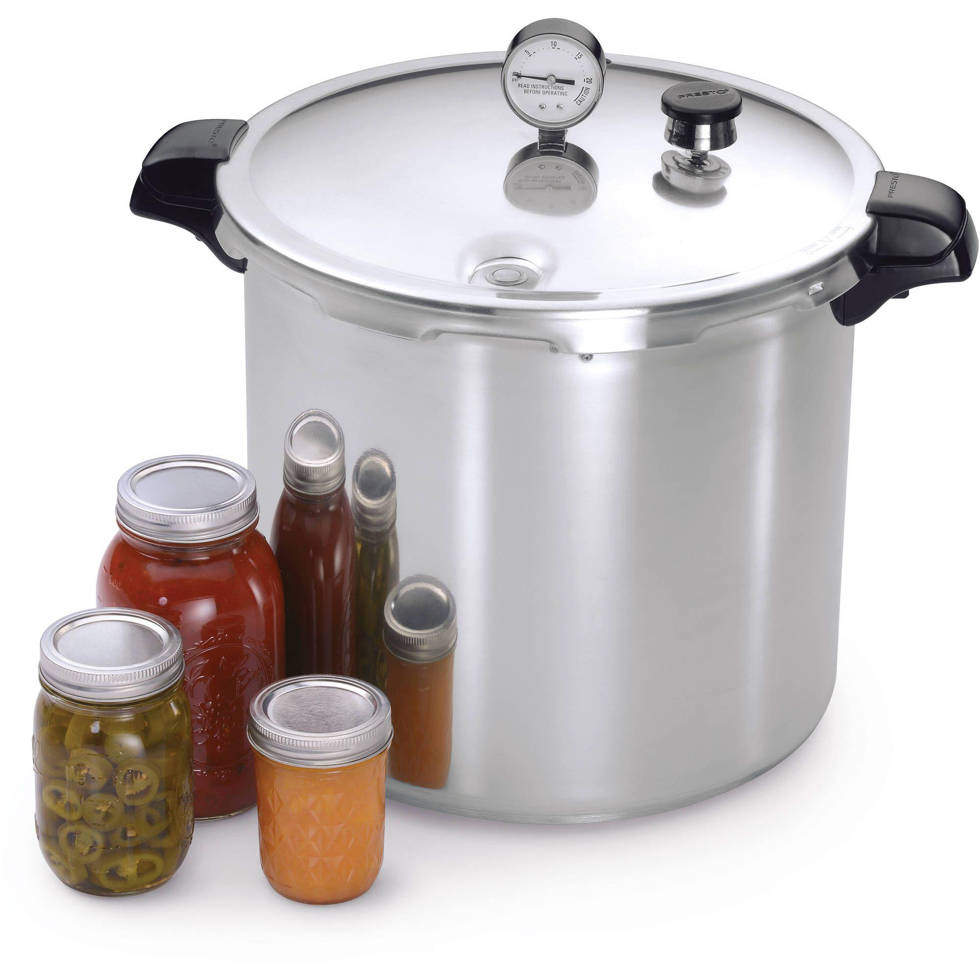 Presto 23-Quart Aluminum Pressure Canner Sale | Best Kitchen ...