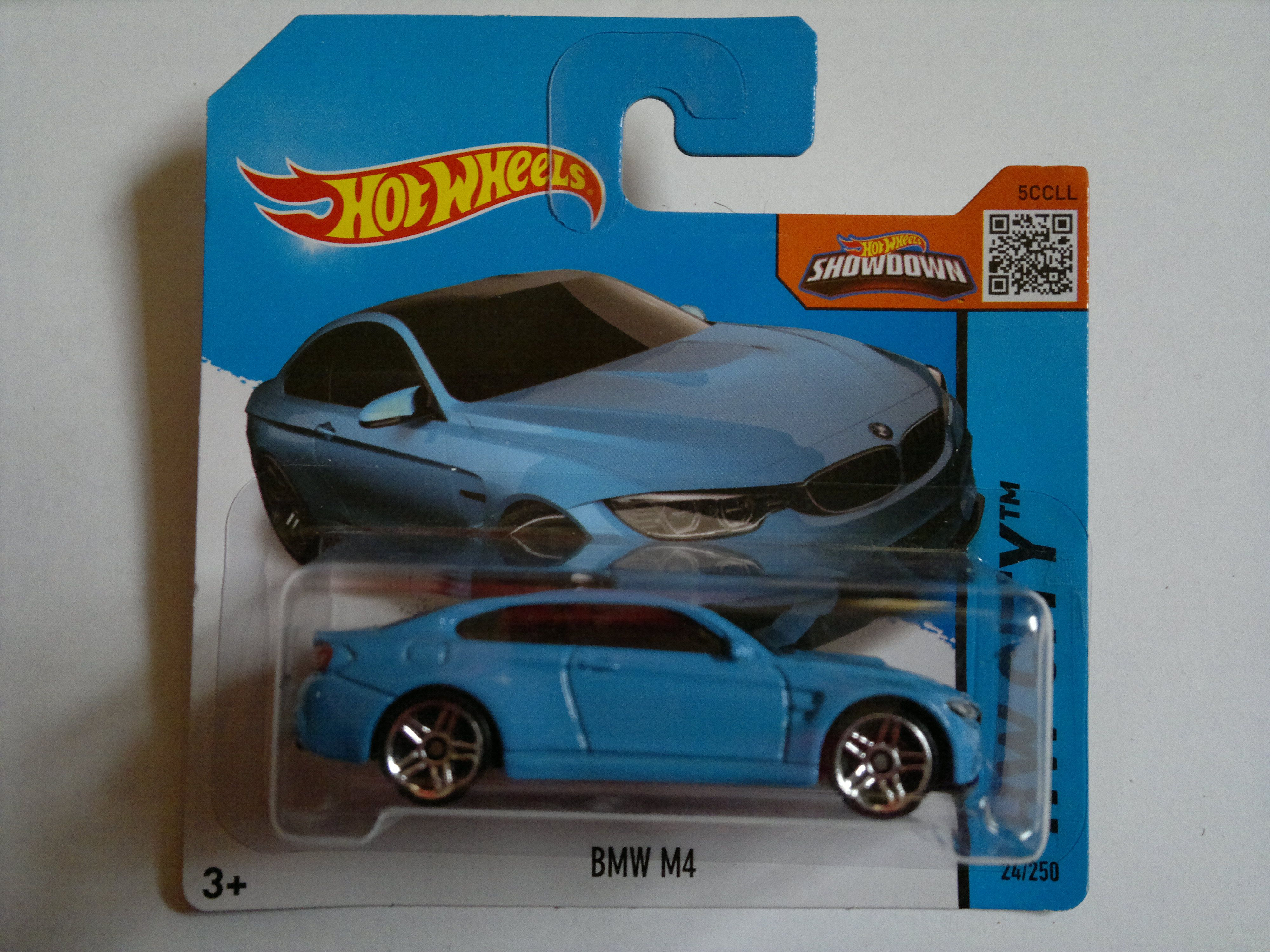 2015 BMW M4 Hot Wheels Hot Wheels collection 1 64