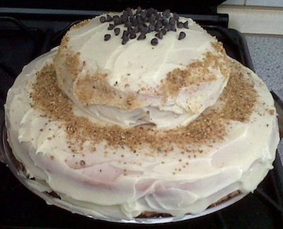 Cake filling and frosting recipes