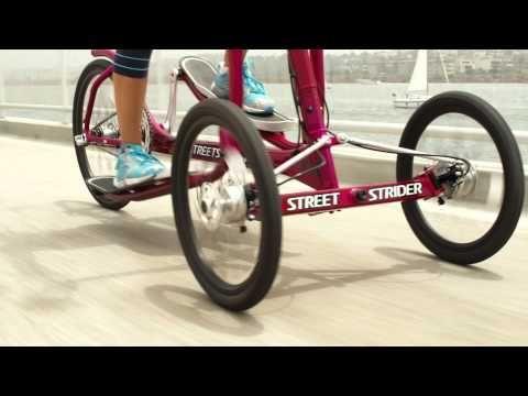 Elliptical Bike Bold Amp Bright Streetstrider Such A Fun