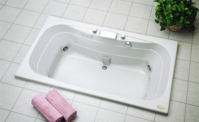 Jacuzzi S Signa Comfort Bath Drop In 649 At Luter S Supply