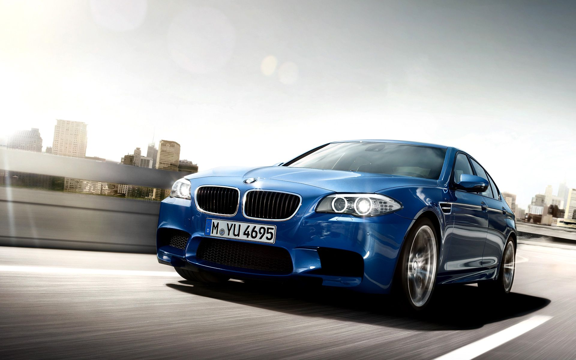 Image for BMW F10 M5 High Quality Wallpapers BMW Cars