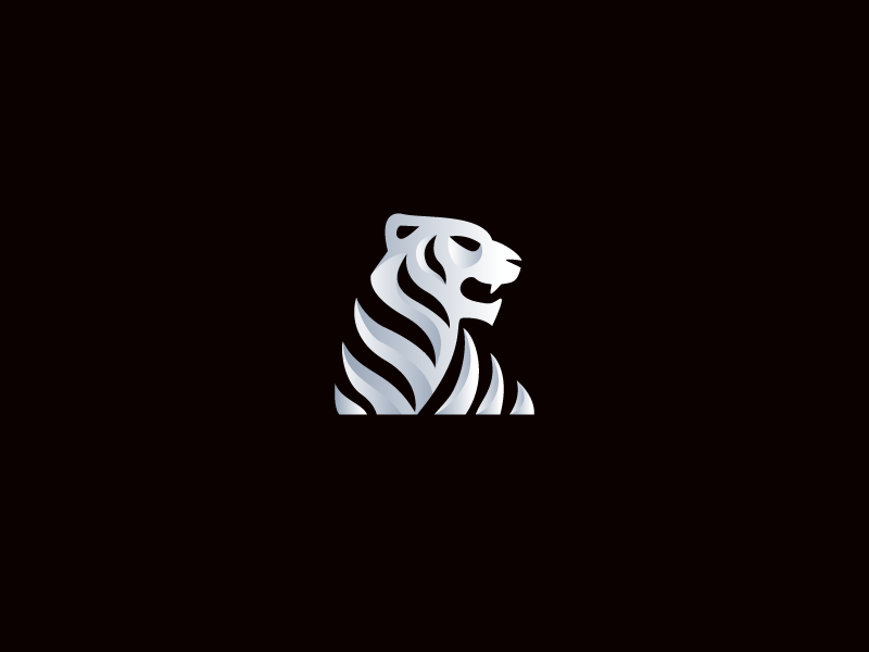 Tiger Vector | Tigers, Logos and Logo branding