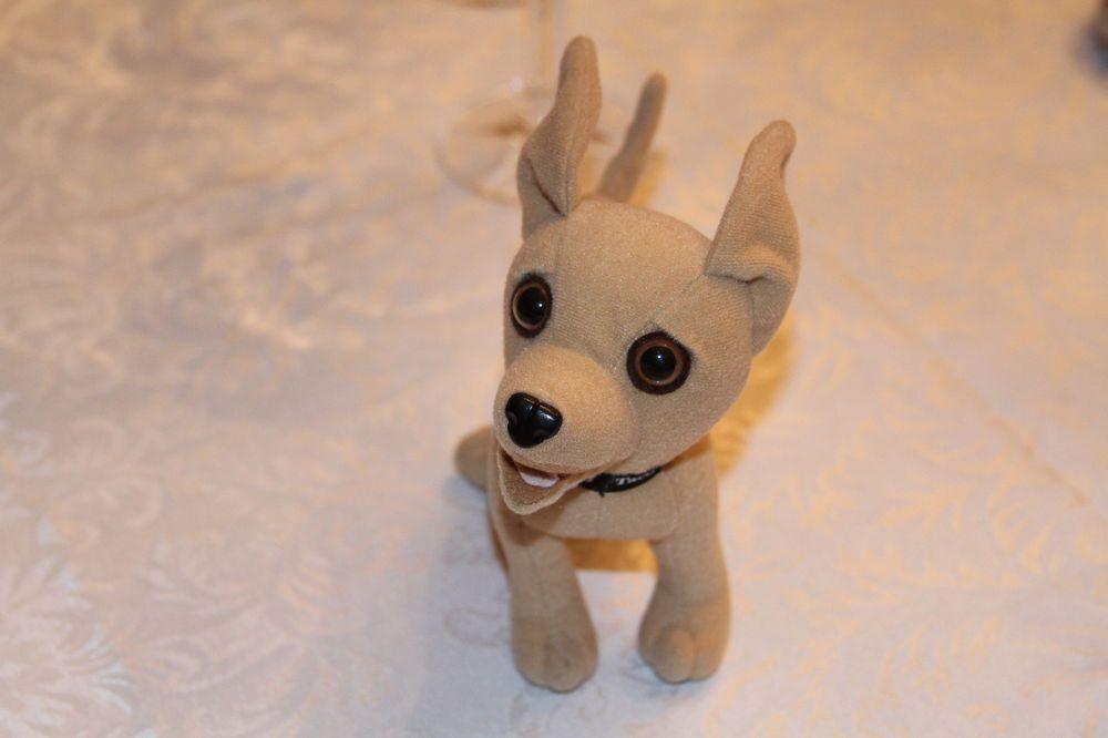 Taco Bell Chihuahua Stuffed Dog Yo Quiero Taco Bell
