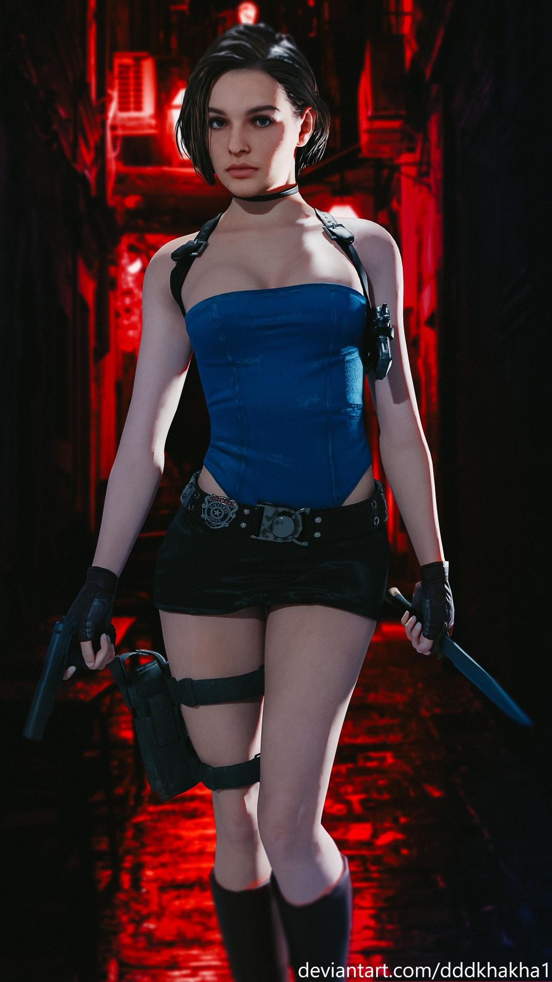 Sexy resident evil The Hottest