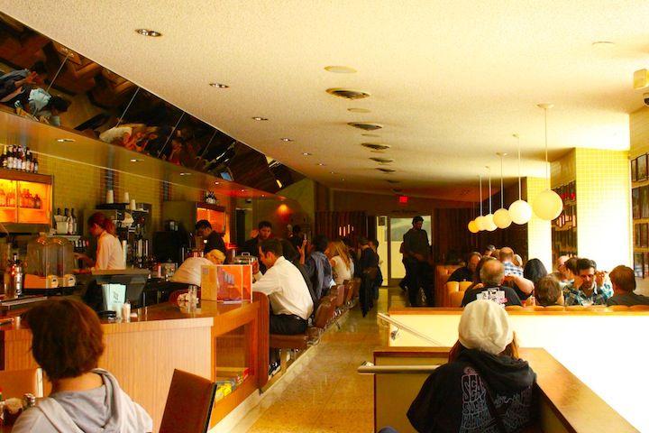 cool coffee shops los angeles