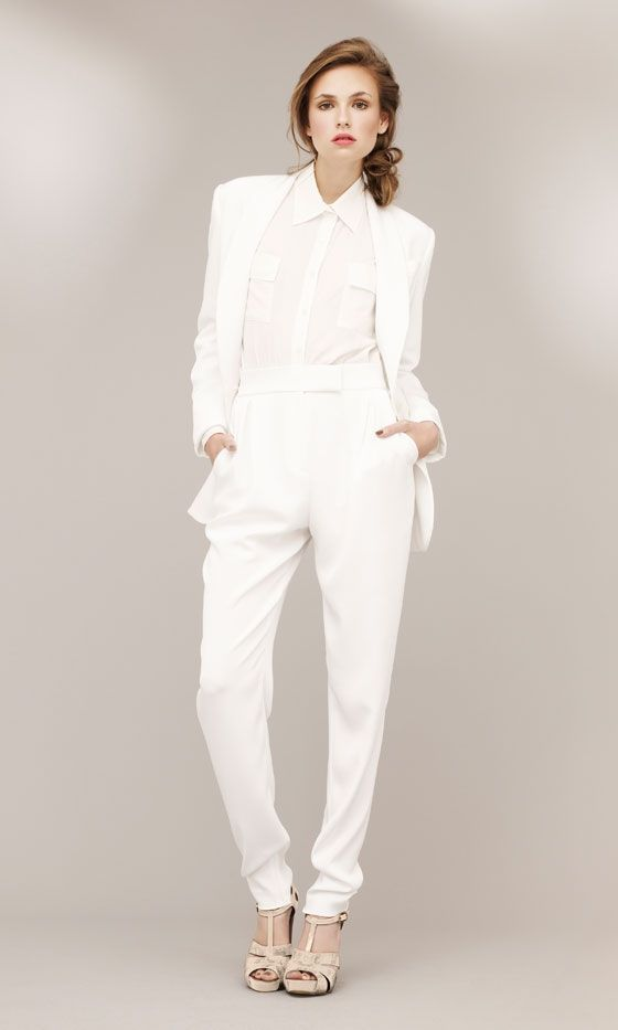 All white suites or blazers | ME 2.0 – All White Party | Pinterest