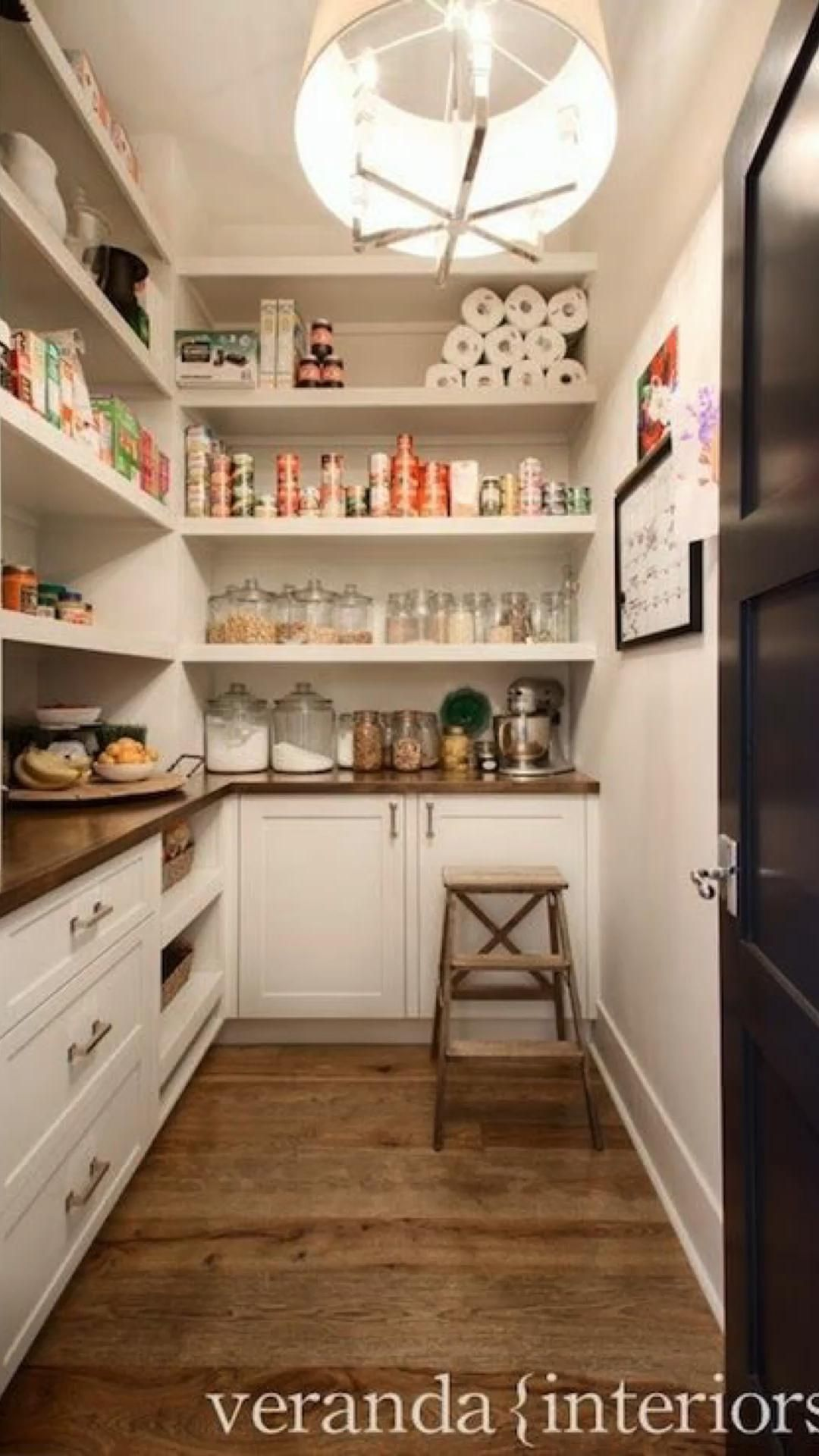 The Can't Go Wrong Pantry Design Rules