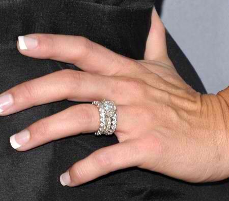 Miranda Lambert Engagement Ring #ring #engagement #diamond #bling