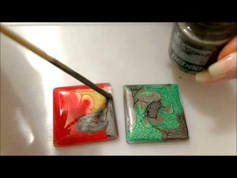 Tutorial Pebeo Prisme Fantasy Per Ciondoli Bijoux Youtube