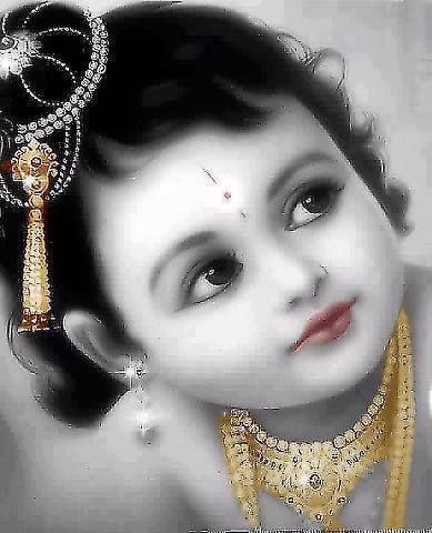 Krishna Krishna Baby Krishna Lord Krishna